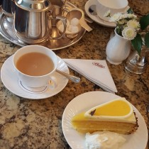 Afternoon Tea at Betty's in Yorkshire