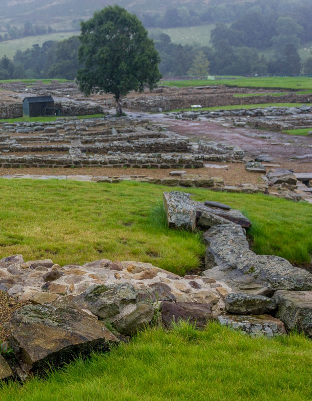 Vindolanda - Roman Fort in Northumberland UK
