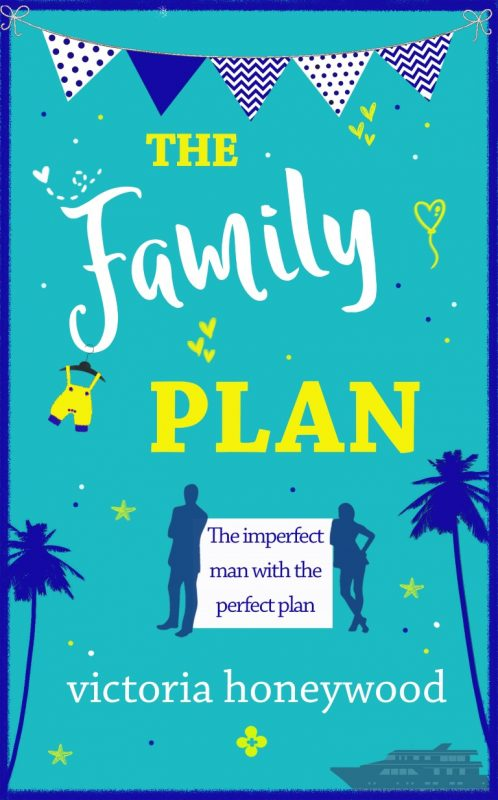 Cover of The Family Plan by Victoria Honeywood