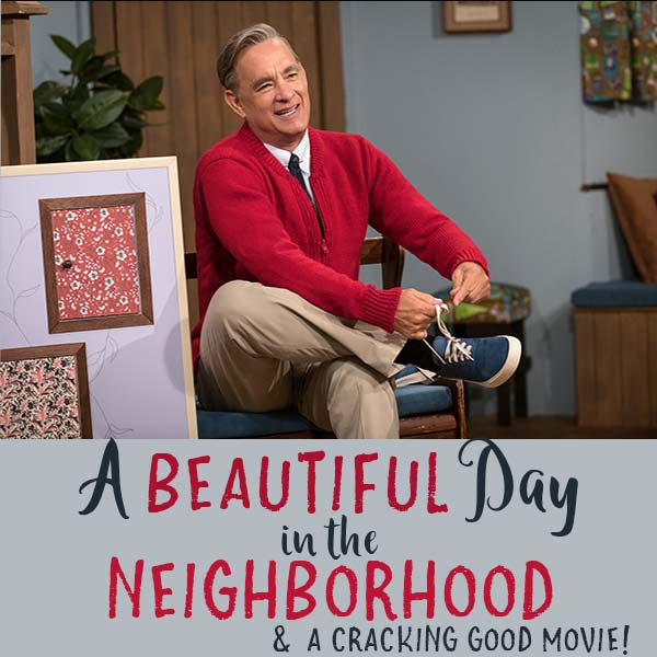 Tom Hanks stars as Mister Rogers in TriStar Pictures' A BEAUTIFUL DAY IN THE NEIGHBORHOOD.