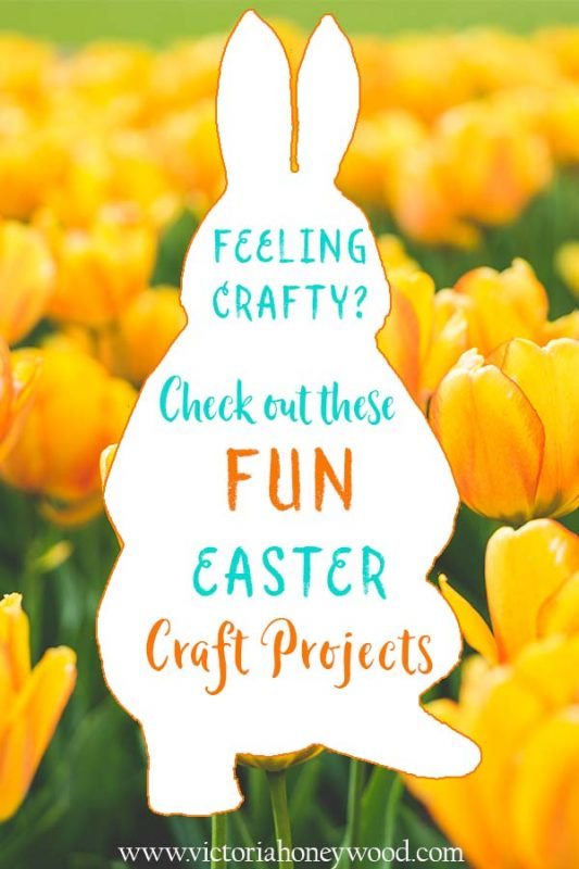 Feeling Crafty - Check out these Fun Easter Craft Projects.  Tulip image (c) Victor Hanacek of Pic Jumbo.