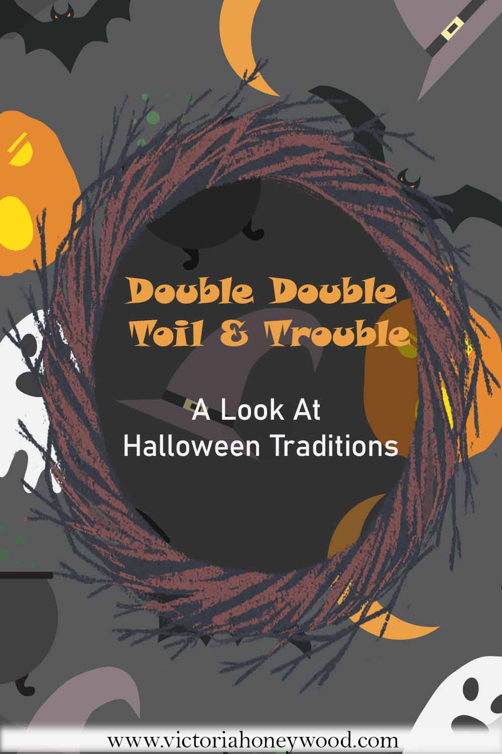 A look at Halloween traditions and customs through the ages. #halloween #halloweentraditions #halloweencustoms